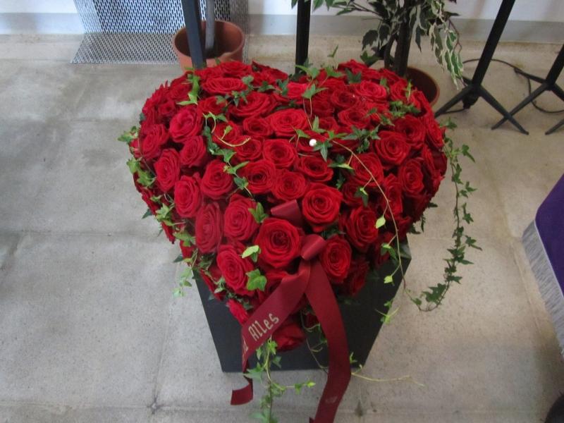 Rote >> Trauerfloristik - Zeit des Gedenkens | Blumen Muscari